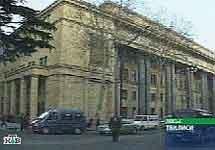 Тбилиси. Кадр НТВ