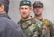 Рамзан Кадыров. Фото с сайта NEWSru.com
