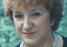 Галина Старовойтова. Фото с сайта www.biograph.comstar.ru