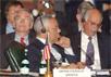 Госсекретарь США Колин Пауэлл на саммите в Джакарте. Фото AP
