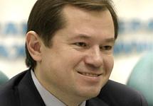 Сергей Глазьев. Фото Дмитрия Борко/Грани.Ру