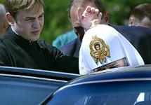 Патриарх Алексий II. Фото Дмитрия Борко/Грани.Ру