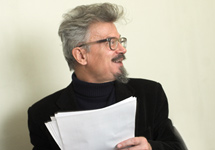Эдуард Лимонов. Фото Д.Борко/Грани.Ру
