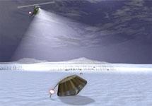 Спускаемая капсула Stardust - на Земле. Изображение JPL/NASA с сайта Space.com