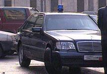 Машина с мигалками. Фото с сайта www.RussianChicago.com