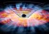 Магнитные поля GRO J1655-40. Иллюстрация NASA/CXC/M.Weiss с сайта chandra.harvard.edu