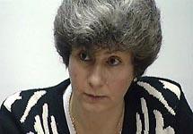 Каринна Москаленко, эксперт Центра содействия международной защите. Фото с сайта newsru.com