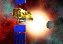 Миссия COROT. Изображение с сайта ESA