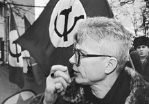 Эдуард Лимонов. Фото с сайта www.tribunal.narod.ru