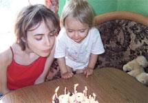 Антонина и Алиса Федоровы. Фото из семейного архива