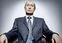 Владимир Путин. Фото Times