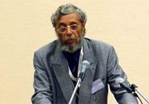 Евгений Хелимский. Фото с сайта www.hist.usu.ru
