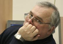 Владимир Ермолин. Фото А.Карпюк/Грани.Ру