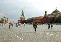 Красная площадь. Фото http://www.richard-seaman.com