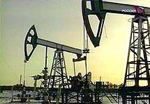 Добыча нефти. Кадр телеканала ''Россия''