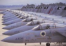 ВВС Израиля. Фото http://www.darkgovernment.com/