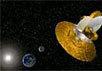 Зонд WMAP. Изображение с сайта www.gsfc.nasa.gov