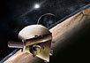 Космический корабль ''Новые горизонты'' с сайта Space.com