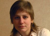 "Анастасия Рыбаченко. Фото с сайта ""Солидарности"""