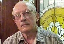 Андрей Пионтковский. Кадр Грани-ТВ