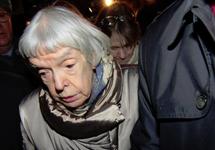 Людмила Алексеева на Триумфальной площади. Фото Грани.Ру