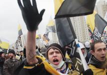 """""""Русский марш"""". Фото Л.Барковой"""