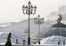 Манежная площадь. Фото Д.Борко/Грани.ру