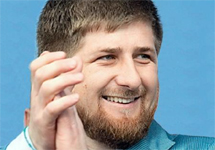 Рамзан Кадыров. Фото с сайта discussiya.com