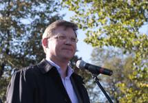 Владимир Рыжков. Фото Евгении Михеевой/Грани.Ру