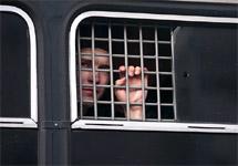 Задержания на Триумфальной. Фото Е. Михеевой/Грани.Ру