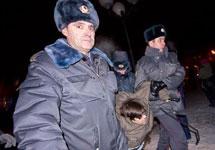 """Задержание Эрнеста Мезака. Фото: """"Общественный вердикт"""""""