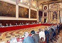 Венецианская комиссия. Фото с сайта Совета Европы