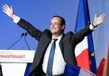 Франсуа Олланд. Фото: lemonde.fr