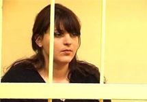 Таисия Осипова в суде. Апрель 2012