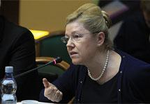 Елена Мизулина. Фото: spravedlivo.ru