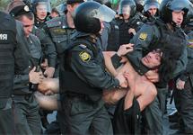 """""""Марш миллионов"""" на Болотной площади 6 мая 2012 г. Фото Евгении Михеевой/Грани.ру"""