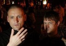 Сергей Удальцов и Леонид Развозжаев. Фото Екатерины Мочаловой