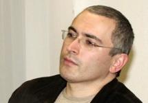 Михаил Ходорковский за 5 дней до ареста. Фото Дмитрия Борко