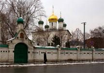 Сретенский монастырь. Фото с сайта biancoloto.com