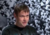 "Леонид Развозжаев. Кадр ТК ""Дождь"""
