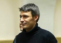 Артем Савелов в суде. Фото Дмитрия Борко/Грани.ру