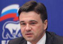 Андрей Воробьев. Фото с сайта ЕР.Ру