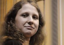 Мария Алехина. Фото Ники Максимюк/Грани.Ру