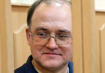 Сергей Кривов в суде. Фото Грани.ру
