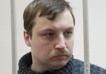 Михаил Косенко в суде. Фото Дмитрия Борко