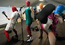 """Кадр из фильма """"Показательный процесс: История Pussy Riot"""""""