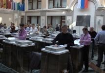 Тестирование КОИБов в ЦИК. Фото: cikrf.ru