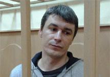 Артем Савелов в Басманном суде 28.02.2013 Фото Д. Борко/Грани.Ру