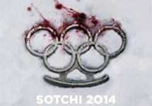 Сочи-2014. Фрагмент плаката с сайта fr.rsf.org