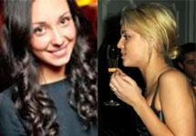 Катерина Сабирова (слева) и Анника Анкверина. Фото: NEWSru.com, Alan - 65143